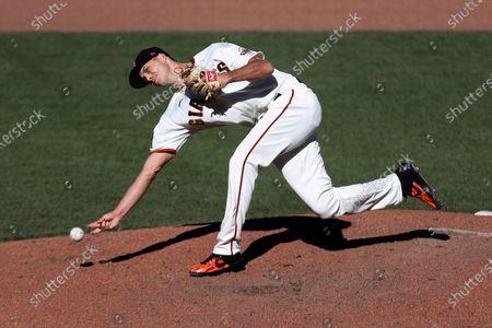 Editorial image of Rockies Giants Baseball, San Francisco, United States - 24 Sep 2020
