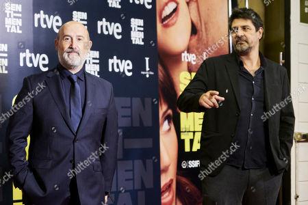 Editorial picture of 'Sentimental'  premiere, 68th San Sebastian International Film Festival, Spain - 24 Sep 2020