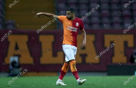 Editorial picture of Galatasaray vs Hajduk Split, Istanbul, Turkey - 24 Sep 2020