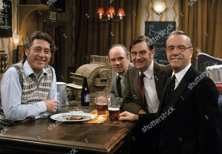Episode 3 - 'Boom Boom' - Ray Mort as Ray, Richard Davies as Clive, Bill Dean as Jack, Harold Goodwin as Harry