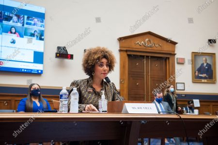 Editorial picture of House Committee on the Judiciary hearing Diversity in America: The Representation of People of Color in the Media., Washington, District of Columbia, USA - 24 Sep 2020