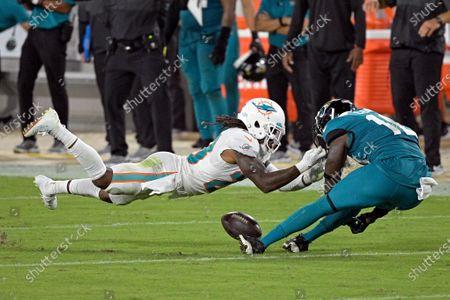 Editorial image of Dolphins Jaguars Football, Jacksonville, United States - 24 Sep 2020