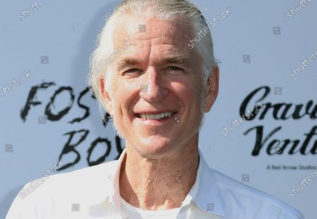 """Matthew Modine attends the premiere of """"Foster Boy"""", at the Sony Pictures Drive-In Experience in Culver City, Calif"""
