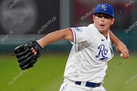 Editorial image of Tigers Royals Baseball, Kansas City, United States - 24 Sep 2020