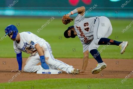 Editorial picture of Tigers Royals Baseball, Kansas City, United States - 24 Sep 2020