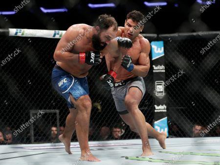 Editorial photo of UFC 253 Mixed Martial Arts, New York, United States - 04 Nov 2017