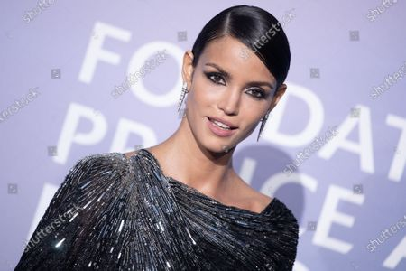Editorial photo of Monte-Carlo Gala For Planetary Health, Monaco - 24 Sep 2020