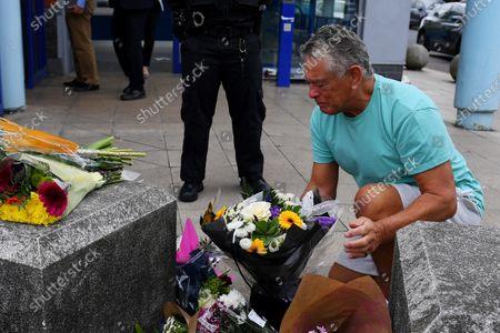 Editorial photo of Police officer shot dead at Croydon Custody Centre, London, UK - 25 Sep 2020