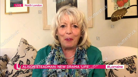 Stock Image of Alison Steadman