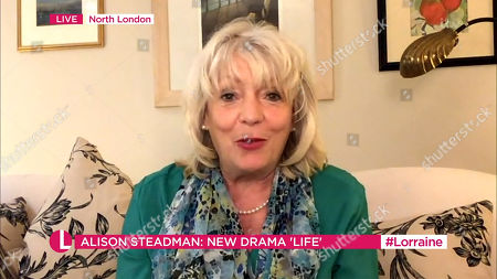 Stock Photo of Alison Steadman