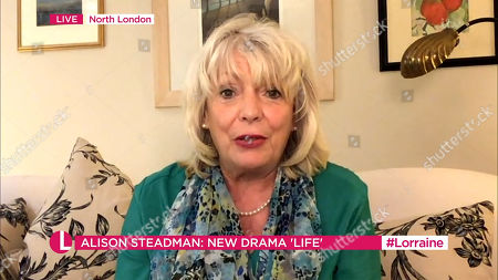 Editorial picture of 'Lorraine' TV Show, London, UK - 25 Sep 2020