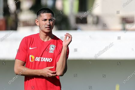 Editorial picture of Maritimo's new player Faiq Jefri Bolkiah, Funchal, Portugal - 25 Sep 2020