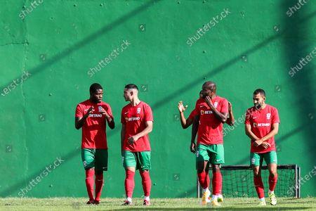 Editorial image of Maritimo's new player Faiq Jefri Bolkiah, Funchal, Portugal - 25 Sep 2020