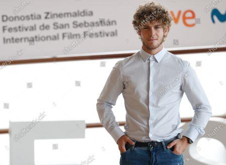 Editorial photo of 68th San Sebastian Film Festival, Spain - 25 Sep 2020