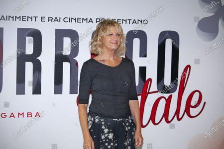 Stock Picture of Angela Finocchiaro