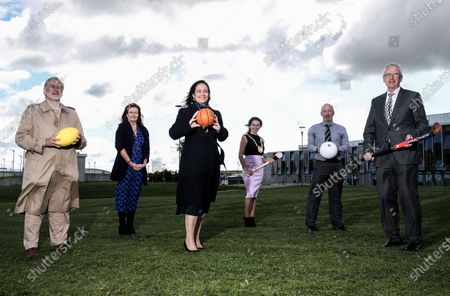 Editorial picture of Announcement Of Sport Ireland Funding For Sport & Physical Activity Measures, Dublin - 25 Sep 2020