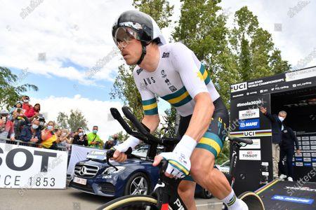 Editorial picture of UCI 2020 Road World Championships IMOLA - EMILIA-ROMAGNA ITALY. Imola, Italy - 25 Sep 2020