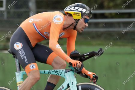 Editorial image of Road Cycling Worlds, Imola, Italy - 25 Sep 2020