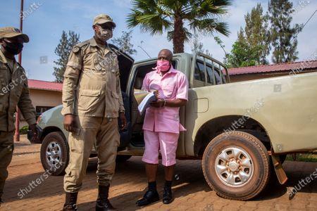 Editorial image of Hotel Bail, Kigali, Rwanda - 25 Sep 2020