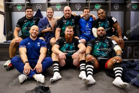 Editorial photo of Bristol Bears v Bordeaux Challenge Cup, UK - 25 Sep 2020