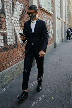 Street Style Simone Marchetti