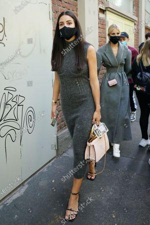 Tamara Kalinic Street Style