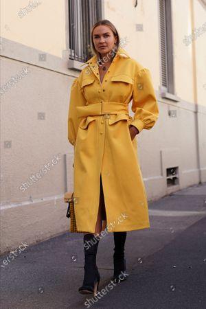 Stock Photo of Nina Suess