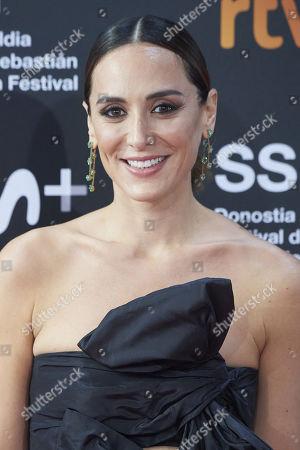 Editorial photo of 'OSO' (Bear) premiere, 68th San Sebastian International Film Festival, Spain - 25 Sep 2020