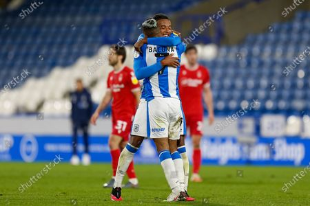 Editorial picture of Huddersfield Town v Nottingham Forest, EFL Sky Bet Championship - 25 Sep 2020