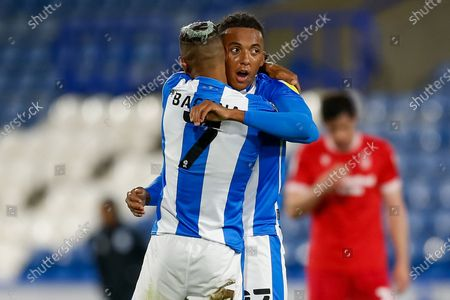 Editorial photo of Huddersfield Town v Nottingham Forest, EFL Sky Bet Championship - 25 Sep 2020