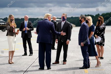 Editorial picture of Election 2020 Trump, Atlanta, United States - 25 Sep 2020