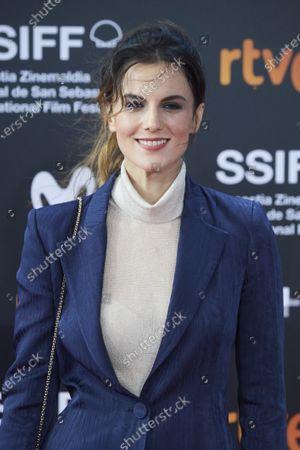 Editorial photo of 'Antidisturbios' premiere, 68th San Sebastian International Film Festival, Spain - 25 Sep 2020