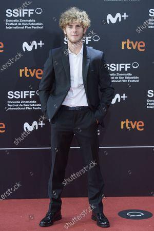 Editorial image of 'Antidisturbios' premiere, 68th San Sebastian International Film Festival, Spain - 25 Sep 2020
