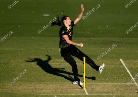Editorial picture of T20 International match between Australia and New Zealand, Brisbane - 26 Sep 2020