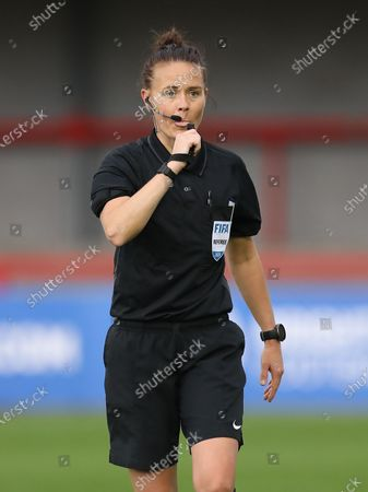 Editorial picture of Brighton & Hove Albion Women v Birmingham Women, Vitality Women's FA Cup Quarter-final, Football, People's Pension Stadium, Crawley, UK - 27 Sep 2020