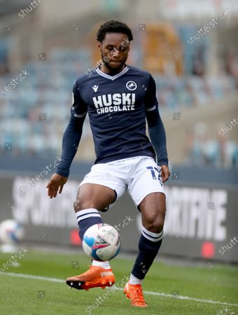 James Brown of Millwall