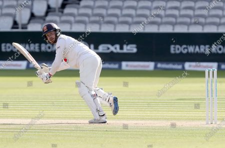 Adam Wheater of Essex in batting action during Somerset CCC vs Essex CCC, Bob Willis Trophy Final Cricket at Lord's Cricket Ground on 26th September 2020