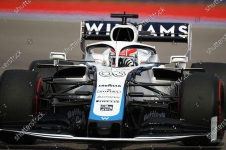 Editorial photo of Russia F1 GP Auto Racing, Sochi, Russian Federation - 26 Sep 2020