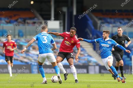 Editorial picture of Brighton and Hove Albion v Manchester United, Premier League - 26 Sep 2020