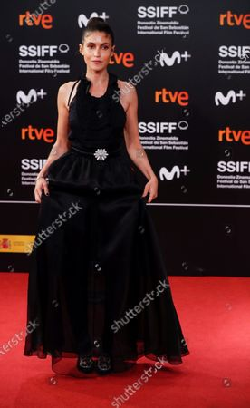 Editorial image of 68th San Sebastian Film Festival, Spain - 26 Sep 2020