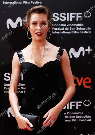 Editorial picture of 68th San Sebastian Film Festival, Spain - 26 Sep 2020