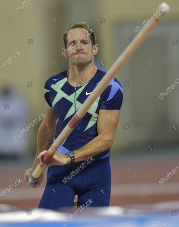 Editorial image of Qatar Doha Athletics Diamond League - 25 Sep 2020