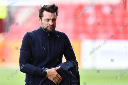 Russell Martin manager of MK Dons