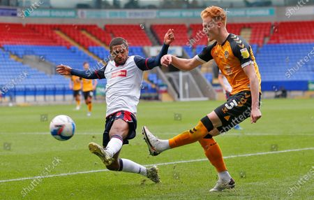 Editorial photo of Bolton Wanderers v Newport County - Sky Bet League 2 - 26 Sep 2020