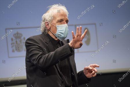 Editorial image of 'Supportin' Life' Presentation, 68th San Sebastian International Film Festival, Spain - 26 Sep 2020