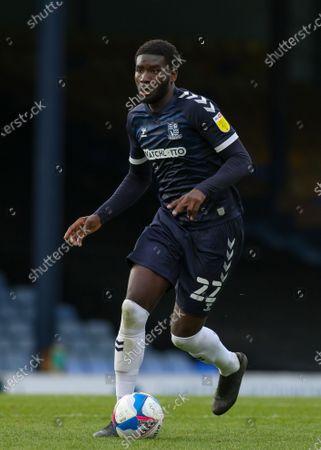 Richard Taylor, Southend United FC.Southend United v Morecambe, EFL 2