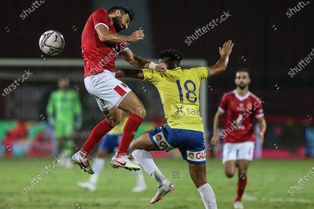 Editorial image of Tanta vs Al Ahly SC, Cairo, Egypt - 26 Sep 2020