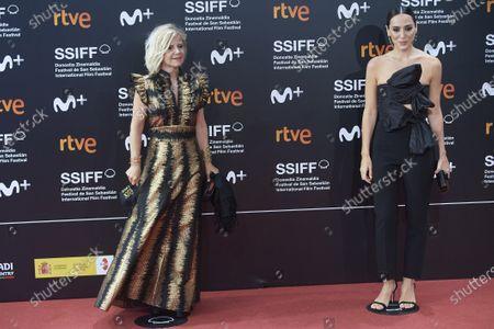 Editorial image of 'OSO' (Bear) premiere, 68th San Sebastian International Film Festival, Spain - 25 Sep 2020