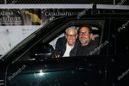 John Stewart and Gregory Zarian