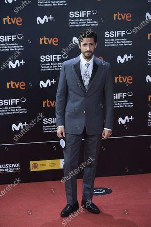 Editorial image of 'Forgotten We'll Be' premiere, 68th San Sebastian International Film Festival, Spain - 26 Sep 2020